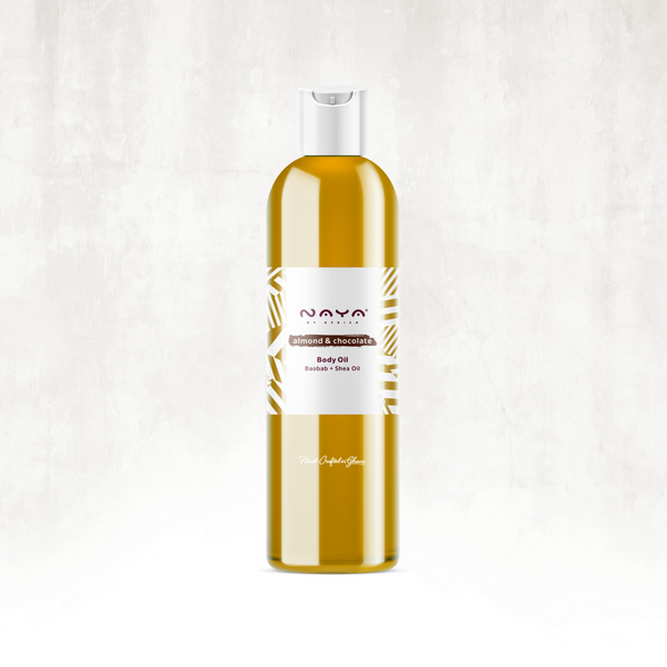 Almond & Chocolate Body Oil