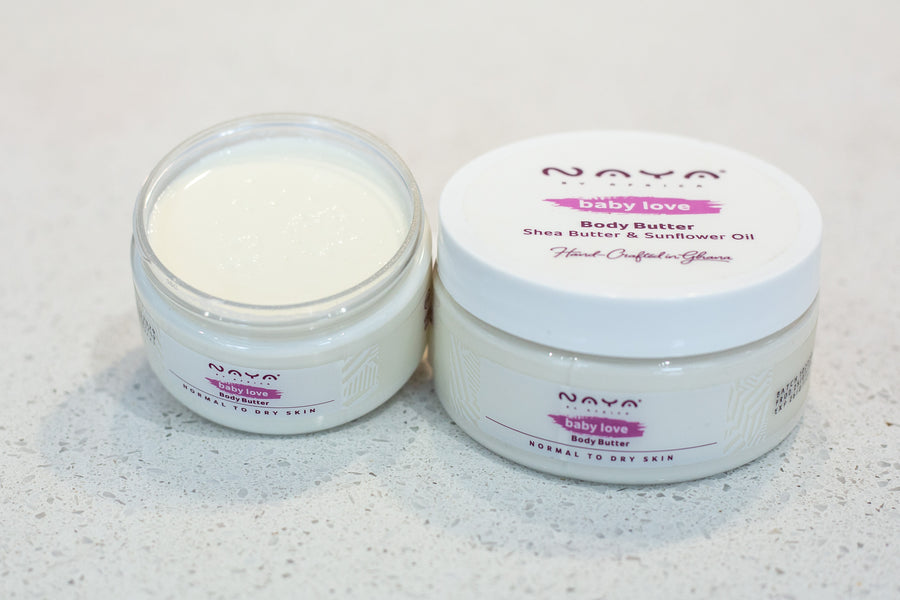 Baby Love Body Butter