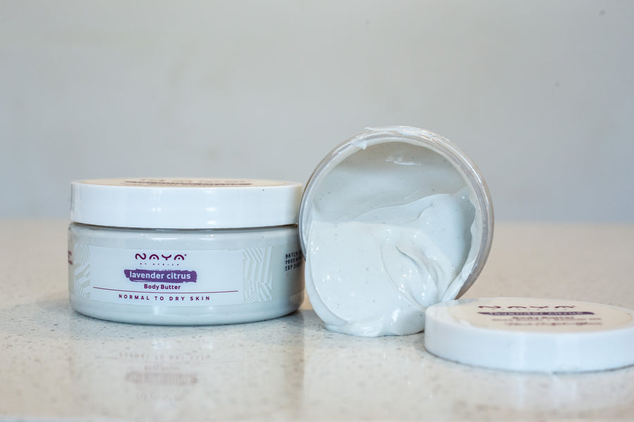 Lavender Citrus Body Butter
