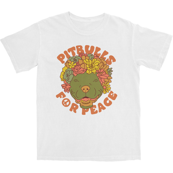 Pitbulls For Peace T-Shirt