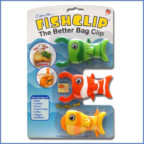 3-Pack of FishClips®