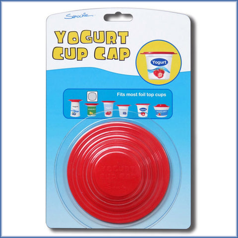 Yogurt Cup Cap™