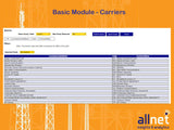 Basic & Analysis Module - Mobile Carrier & Millimeter Wave