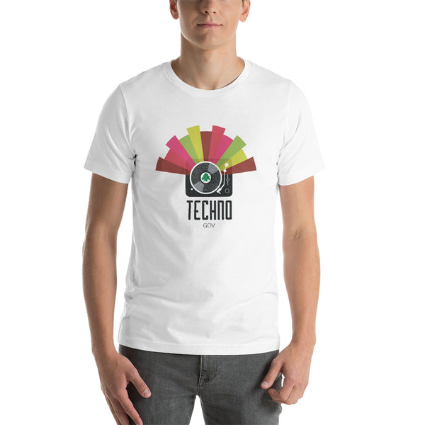 Techno Party T-Shirt - The961 Shop - Buy Lebanese