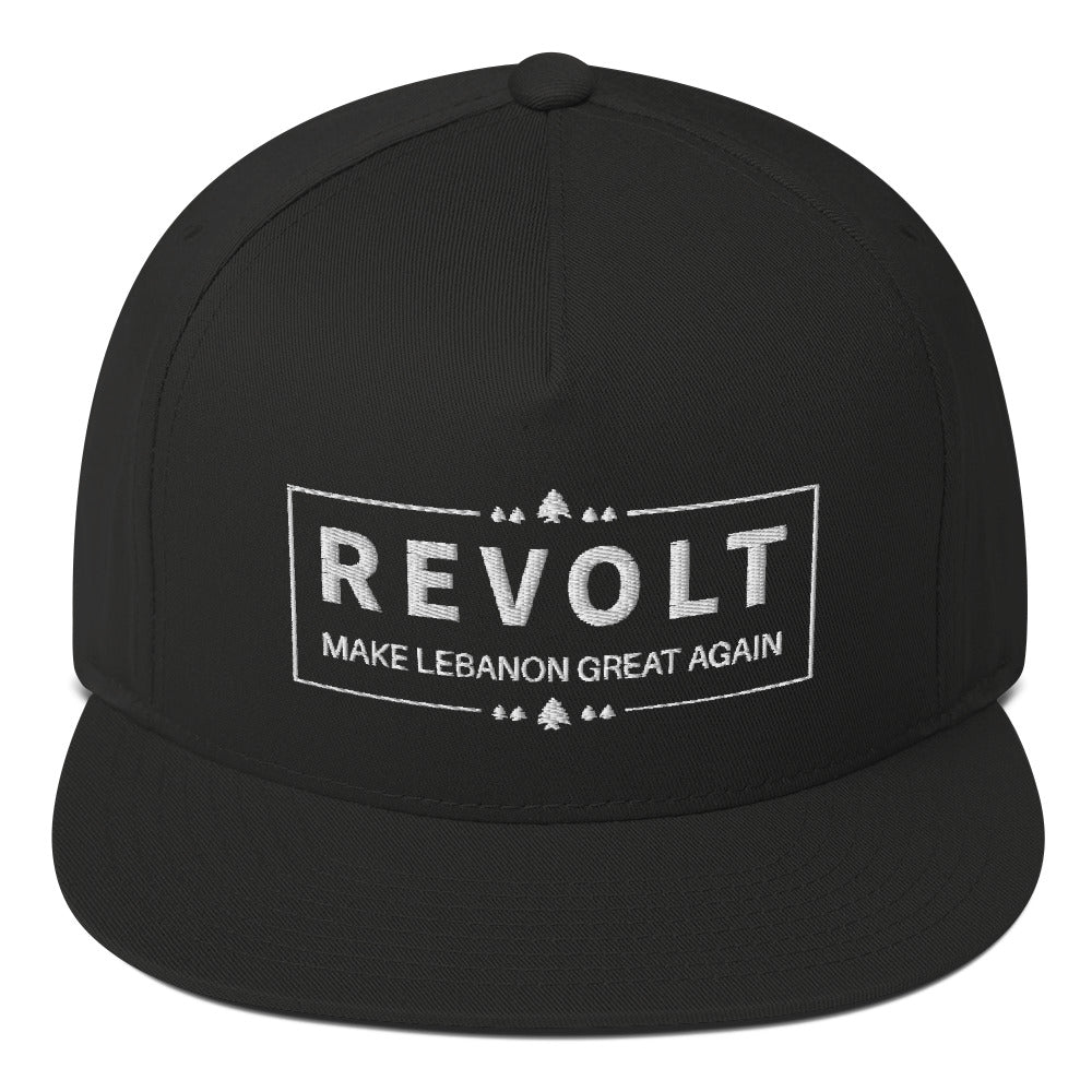 Revolt: Make Lebanon Great Again Cap - The961 Shop - Buy Lebanese