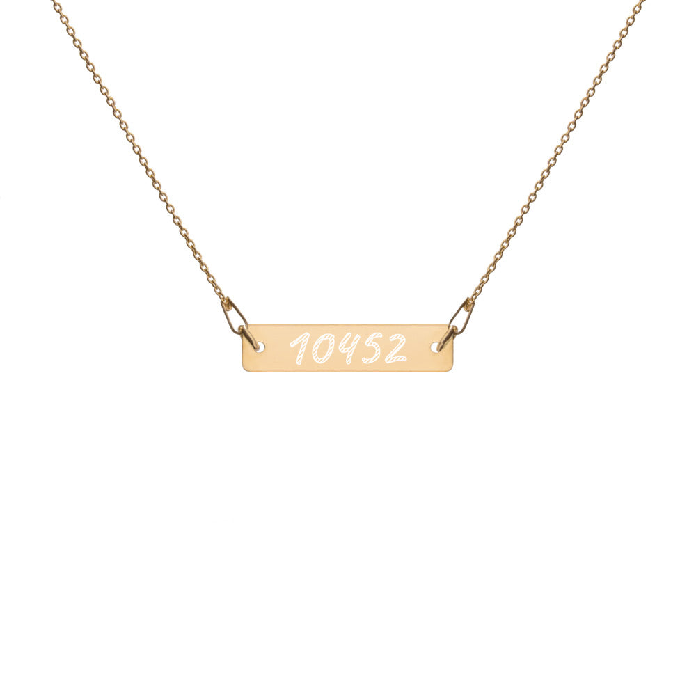 10452 Engraved Necklace - The961 Shop - Buy Lebanese