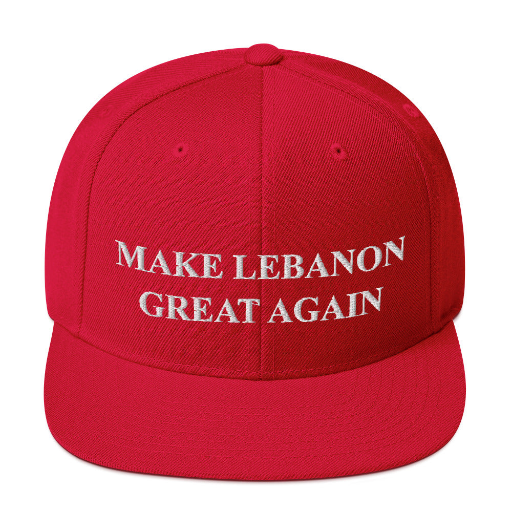 Make Lebanon Great Again Hat - The961 Shop - Buy Lebanese