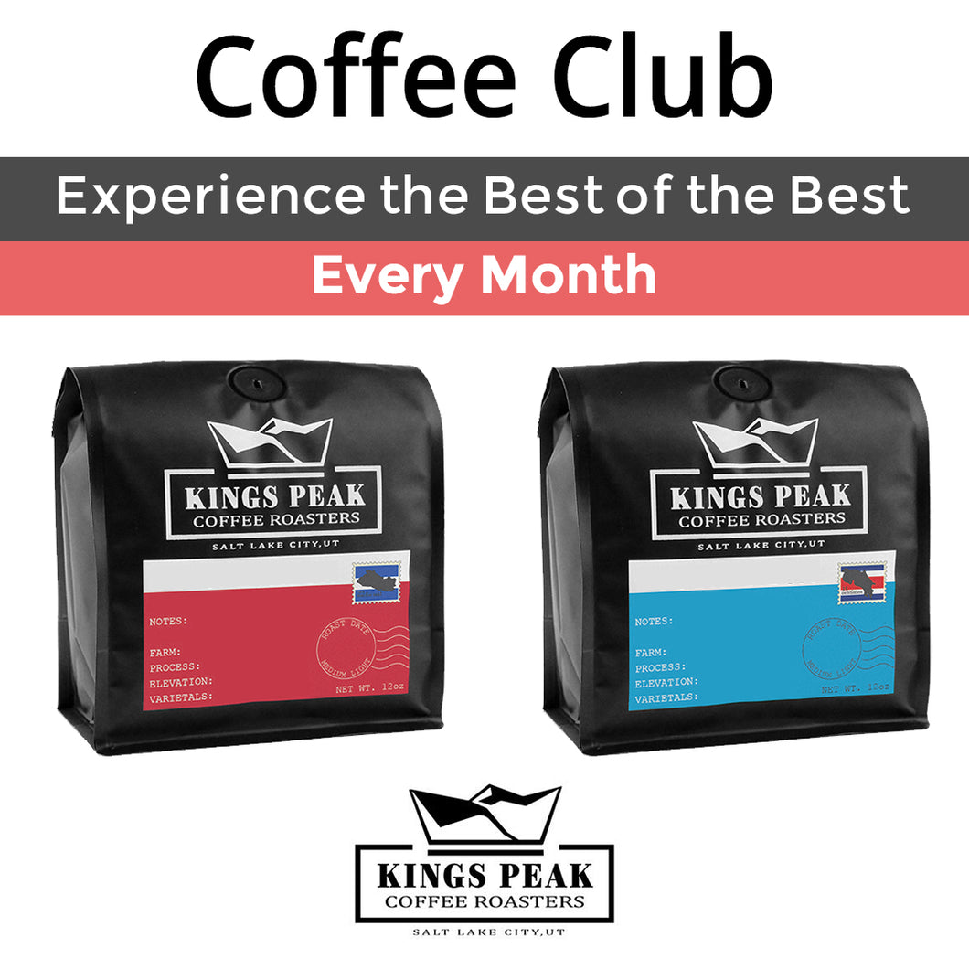 Kings Peak Coffee Club