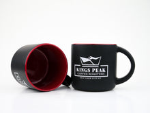 Load image into Gallery viewer, Kings Peak Coffee Roasters Ceramic Mug