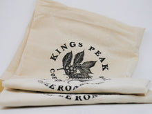 Load image into Gallery viewer, Kings Peak Coffee Roasters BEE LOGO Dish Towel