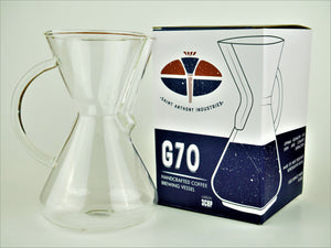Saint Anthony Industries G70 Glass Brewer