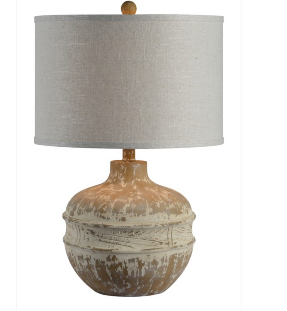TUPELO TABLE LAMP - IN STORE PICKUP ONLY!