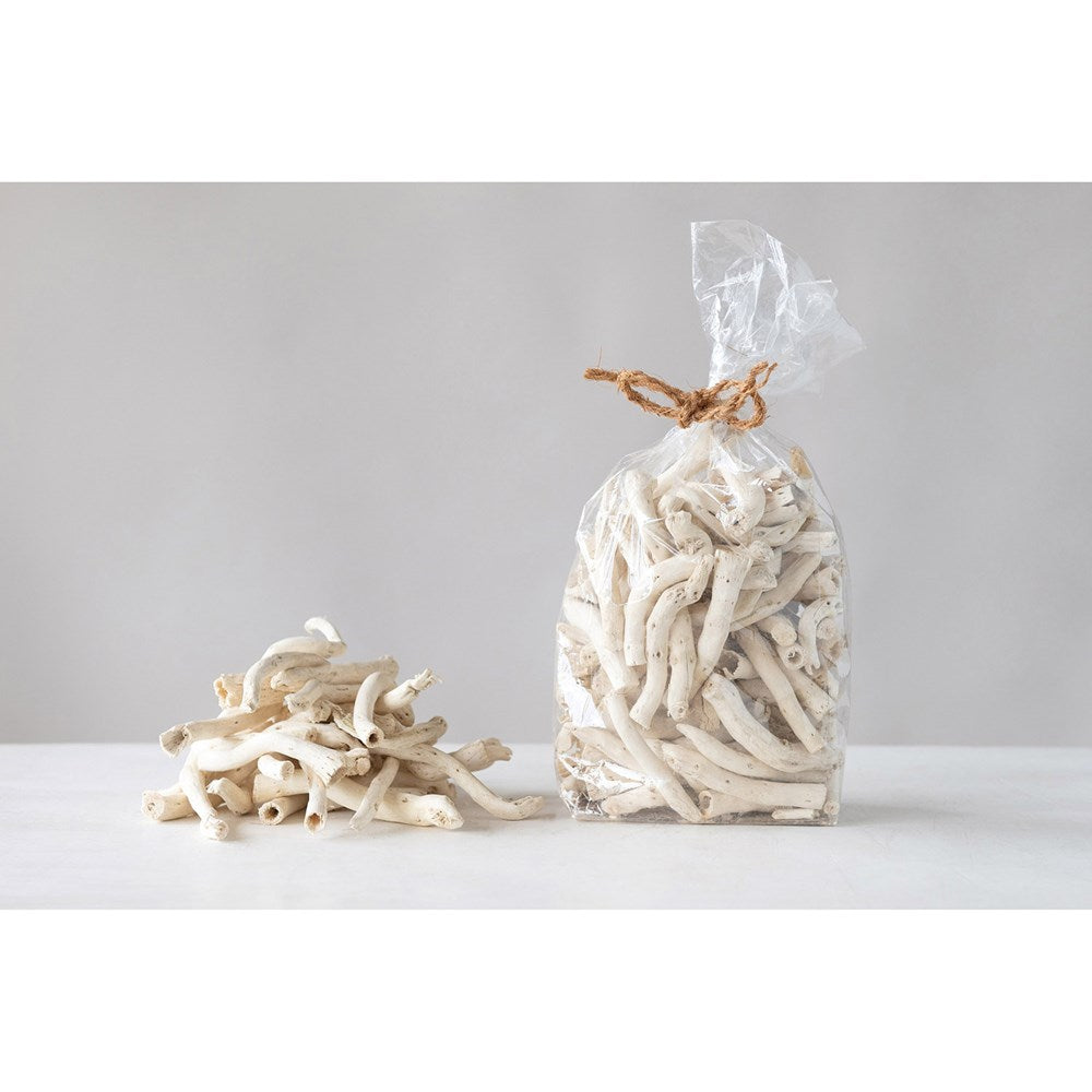 DRIED NATURAL CAULIFLOWER ROOT IN BAG