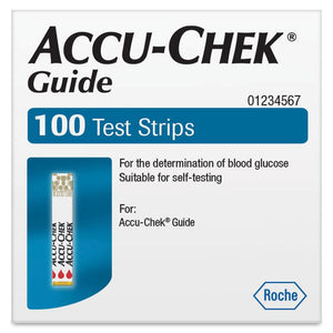 Accu-Chek Guide 100 Test Strips