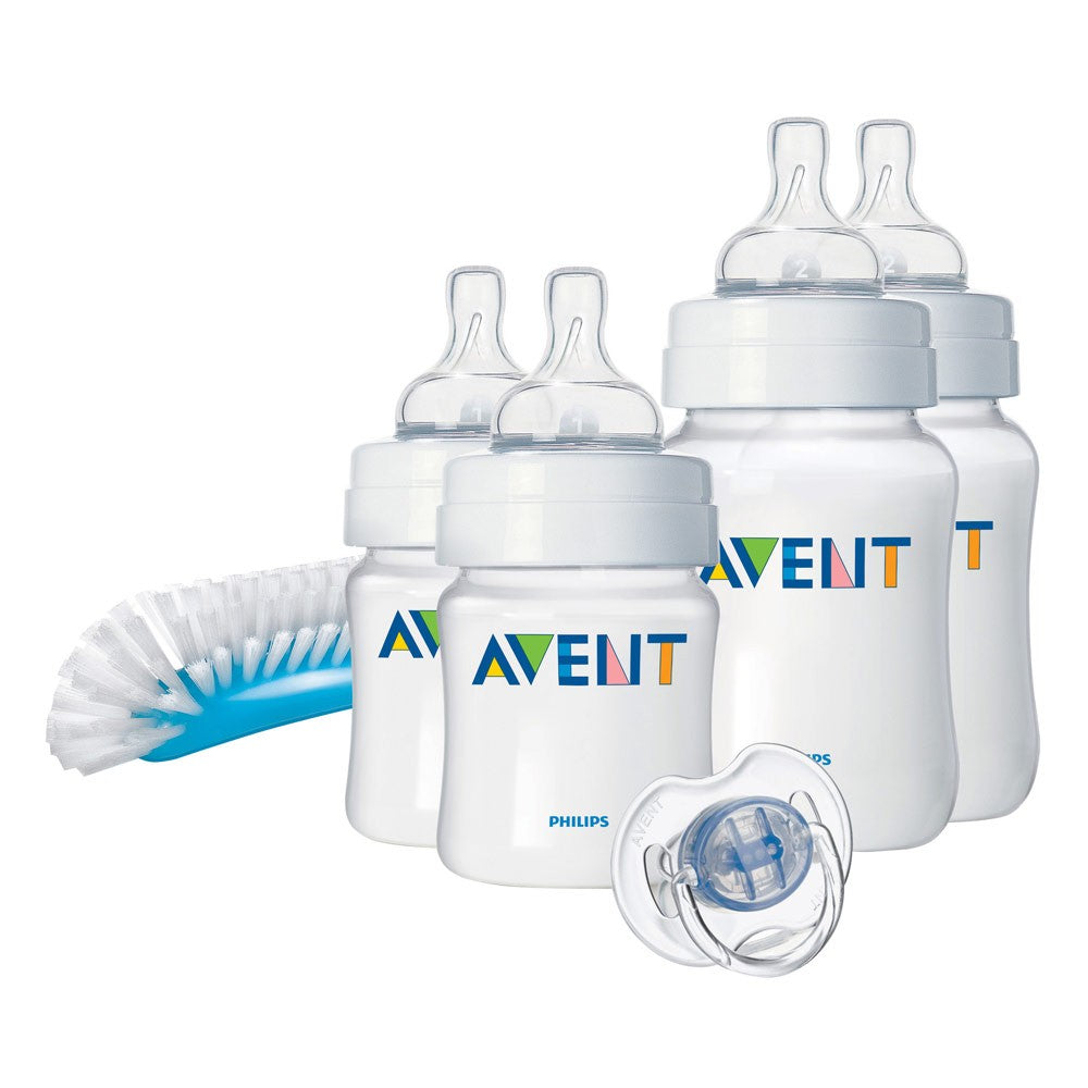AVENT ANTI-COLIC NEWBORN STARTER SET