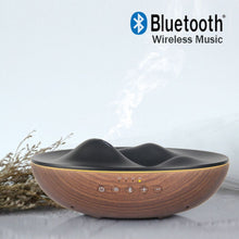 Load image into Gallery viewer, Alcyon RIPPLE Bluetooth Wireless Music Ultrasonic Diffuser