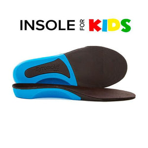 Synxsole Everyday Insoles for Kids