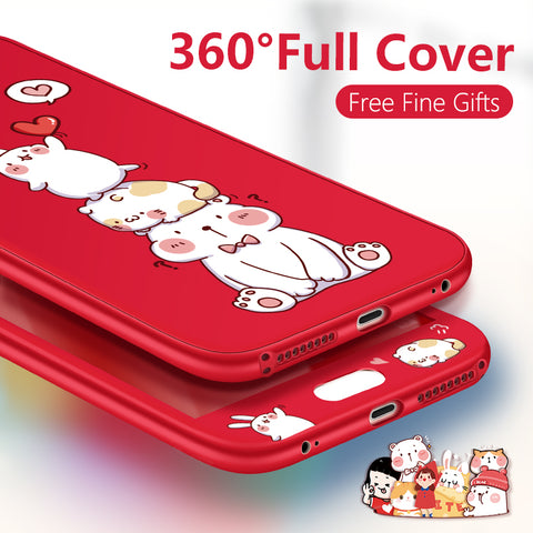 cute cover iPhone case