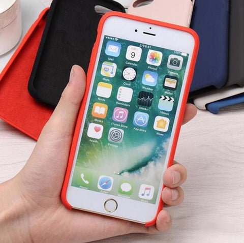 iPhone XR Original Silicone Case