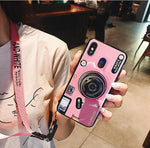 Camera Holder iPhone Case