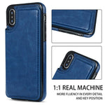 Flip Cover Wallet iPhone Case