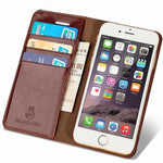 Leather iPhone Case With Protector