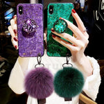 Luxury Glitter iPhone Case For Girls