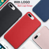 iPhone 7 / 8 Original Silicone Case - 27 Colors