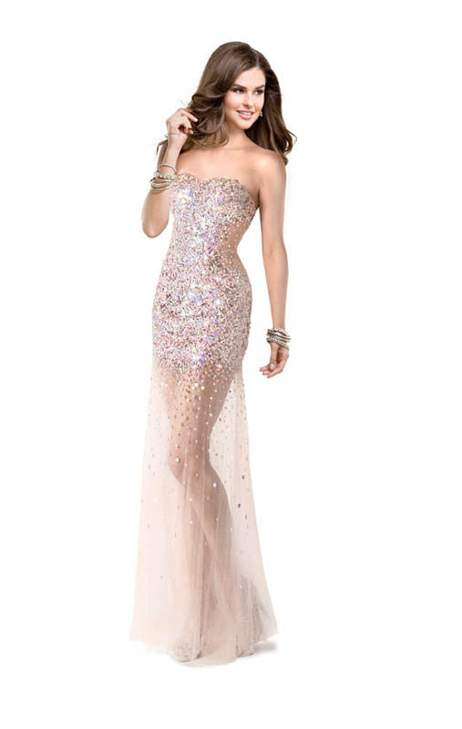 Flirt - Maggie Sottero, P5845, 4, BLUSH, prom dress, calgary grad dress, edmonton grad dress