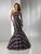 Flirt - Maggie Sottero, P1461, 10, BLK/CH/W, prom dress, calgary grad dress, edmonton grad dress