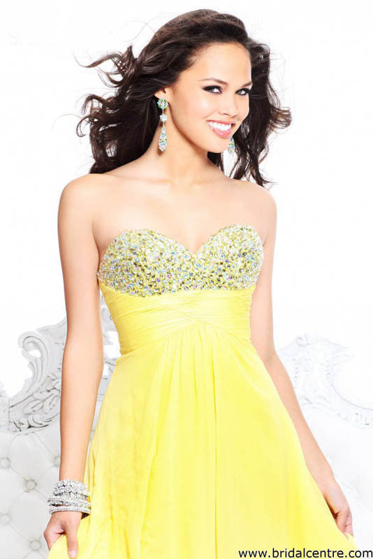 Sherri Hill Inc., 1562, 6, YELLOW, prom dress, calgary grad dress, edmonton grad dress