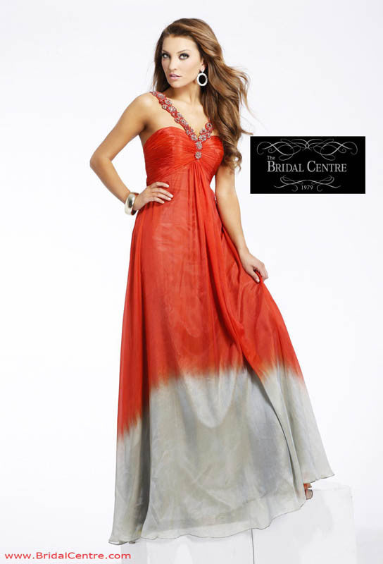 Sherri Hill Inc., 7419, 8, COR/AQUA, prom dress, calgary grad dress, edmonton grad dress