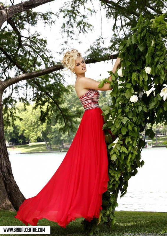Sherri Hill Inc., 1539, 2, RED, prom dress, calgary grad dress, edmonton grad dress