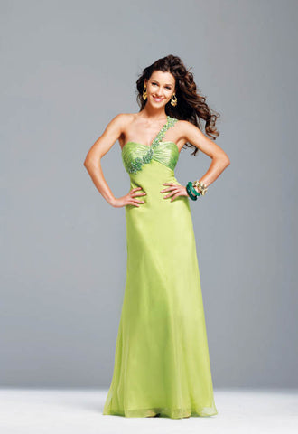 Faviana, 6506, 6, LIME, prom dress, calgary grad dress, edmonton grad dress