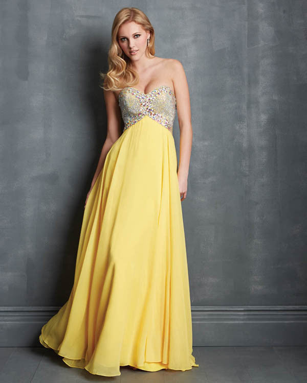 Night Moves - Sheer Illusions, 7013, 8, YELLOW, prom dress, calgary grad dress, edmonton grad dress