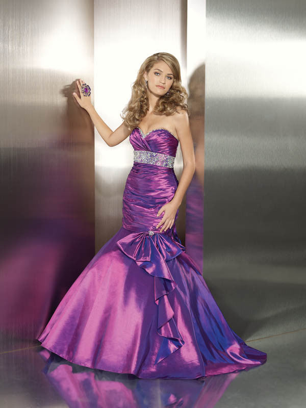 Mori Lee, 8717, 14, VIOLET, prom dress, calgary grad dress, edmonton grad dress