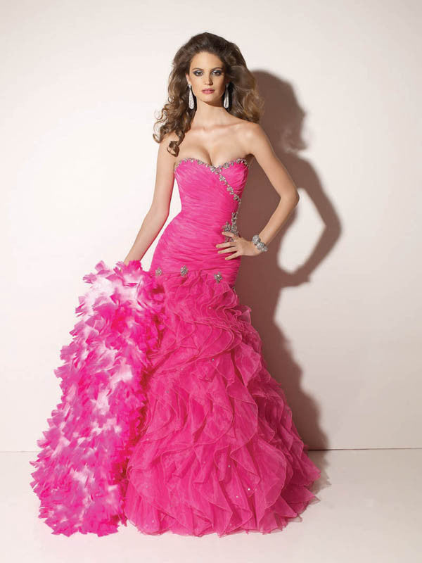 Mori Lee, 91020, 8, HOTPINK, prom dress, calgary grad dress, edmonton grad dress