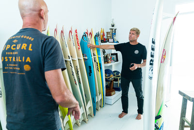 DHD Board Story: Episode 5 - J-Bay Shark Incident