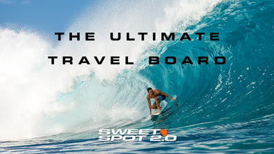 The Ultimate All-round Travel Board - Sweet Spot 2.0