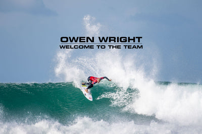 Owen Wright joins the DHD Team