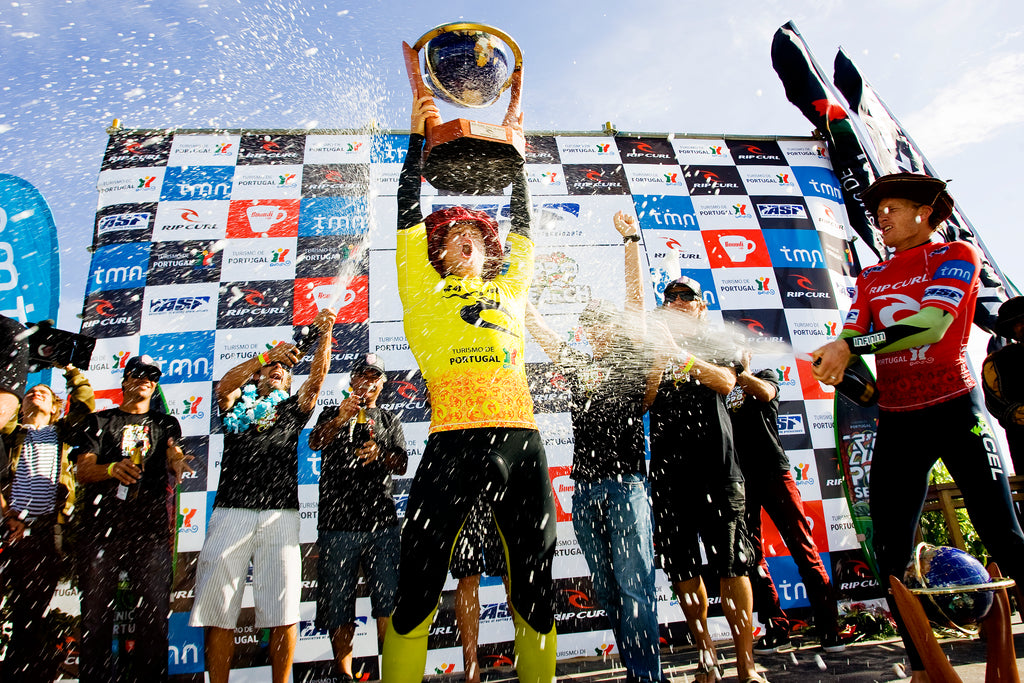 Mick Fanning 2009 World Title