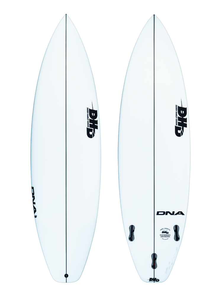 DNA Tour Tail, FCS II