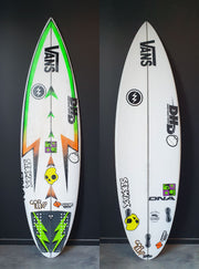 Team Kyuss / DNA 5'8 / 24.4L / FCS II (68957)
