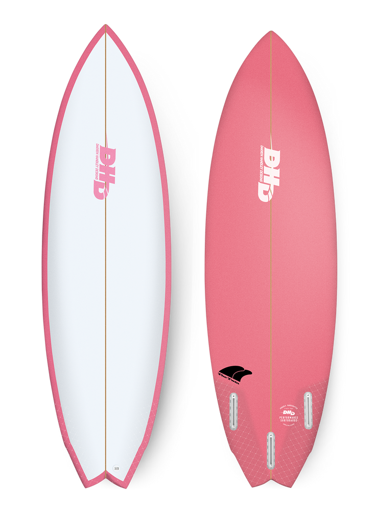 Twin Fin (Summer Series)