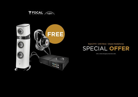 Special Offer | Focal & Naim 2019