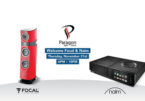 Join Us | Focal & Naim Audio 2019