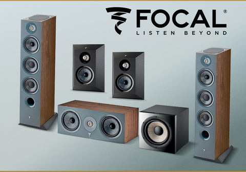 Promotion | Focal Chora 5.1.2 Home Theater System