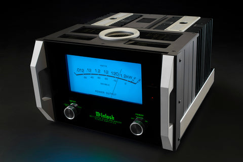 McIntosh MC1.25KW | Redesigned From Top to Bottom