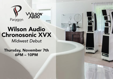 Midwest Debut | Wilson Chronosonic XVX 2019