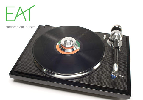 EAT C-Major Turntable | Affordable Luxury